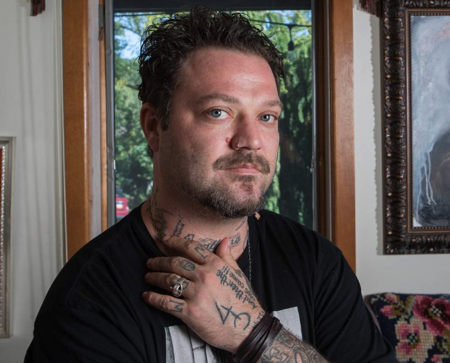 Jackass Star Bam Margera Checks Back Into Rehab